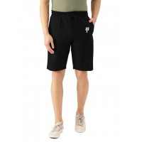 Black Lounge Night Shorts