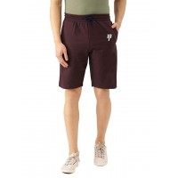 Brown Lounge Night Shorts