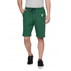 Green Lounge Night Shorts