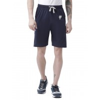 Navy Blue Lounge Night Shorts